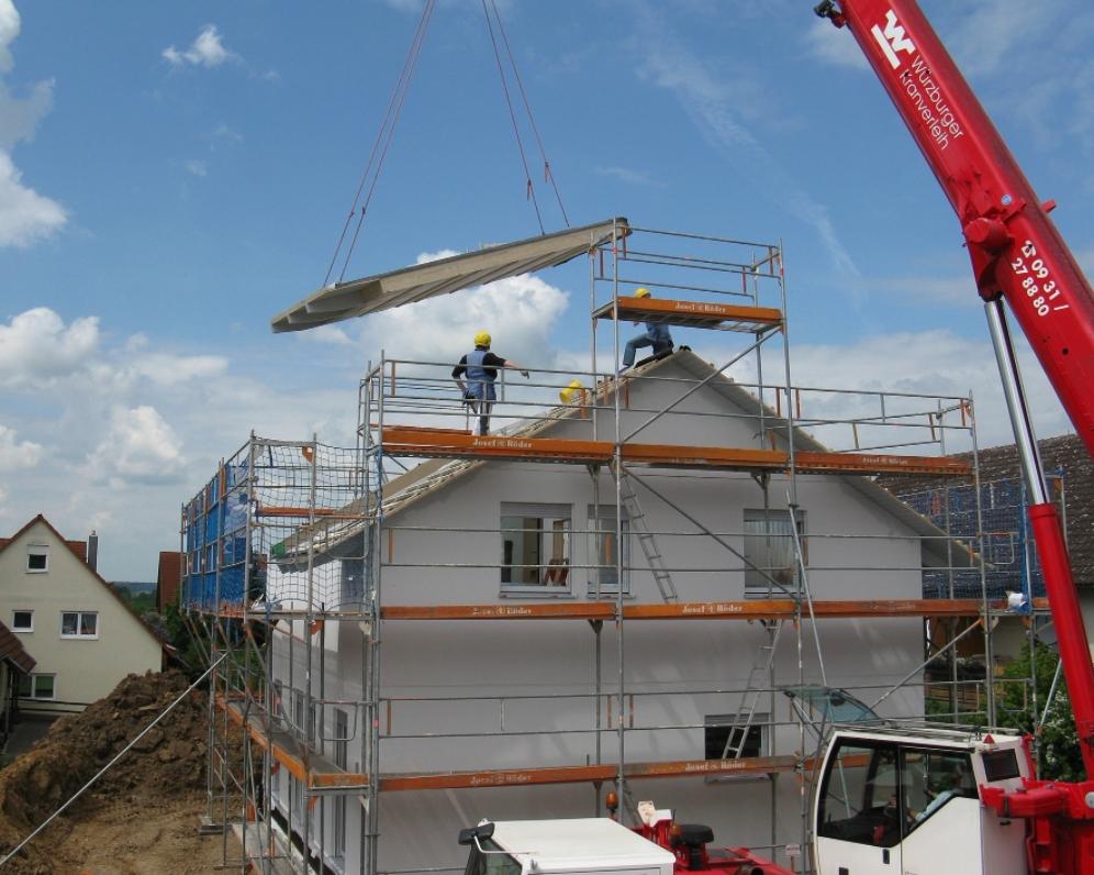Stavební povolení - to je boj